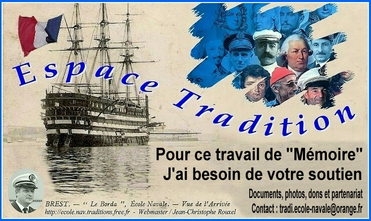 Ecole Navale / Espace Tradition